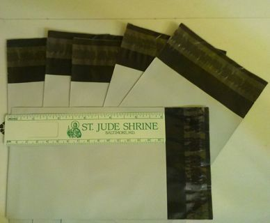 """Poly mailers 4""""X6"""" (6)"""