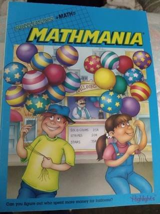 2nd Mathmania, from Highlights