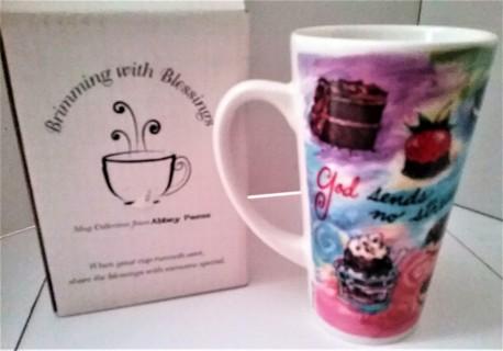 1999 Abbey Press Heavy 20 Oz Tall 6 Coffee Mug