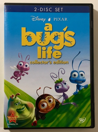 Free Disney Pixar A Bug S Life 2 Disc Collector S Edition Dvd Movie Mint Discs Dvd Listia Com Auctions For Free Stuff