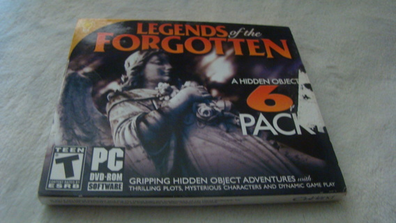 6 pack Legend of the ForGotten