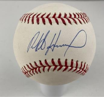 ✯Roberto Hernandez White Sox / Devil Rays / 1996 1999 All-Star Signed ML Baseball Tristar COA✯