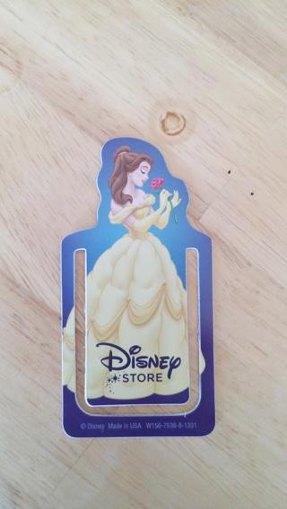 Plastic Disney Book Mark for School Reading