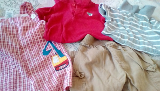 Boys Size 12 Months Clothing: EUC