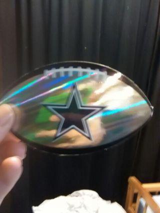 NFL Dallas Cowboy sticker