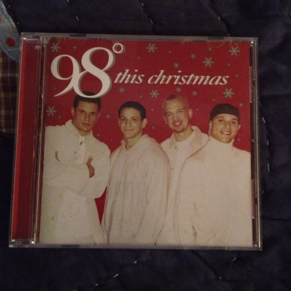 free 98 degrees christmas cd cds listiacom auctions for free stuff - 98 Degrees Christmas