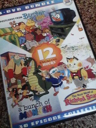 3 Dvd Edutainment bundle