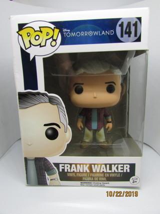 NEW- FRANK WALKER (George Clooney) FUNKO POP- TOMORROWLAND #141