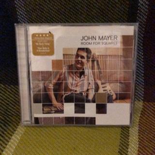 John Mayer CD: Room for Squares