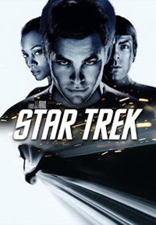 """""""Star trek"""" 2009 4k I Tunes Digital Code"""