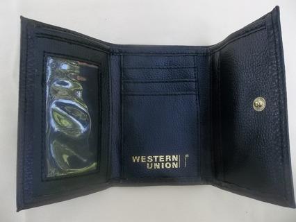 1.Bill fold wallet tri-fold