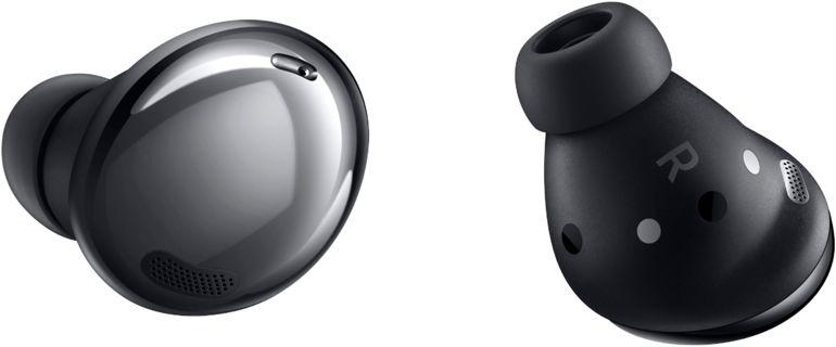 Samsung - Galaxy Buds Pro True Wireless Earbud Headphones - Phantom Black