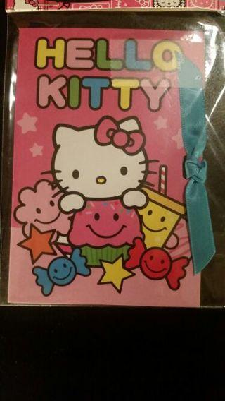 HELLO KITTY GIFT CARD HOLDER **SURPRISE GIN BONUS**