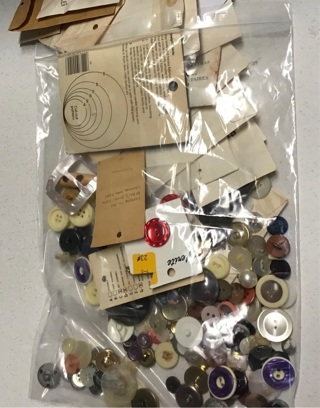 Mega lot of buttons