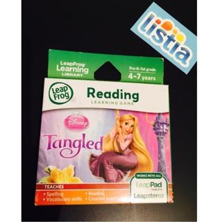 Leapfrog Tangled Reading Game