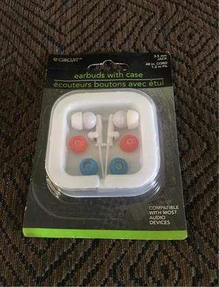High Quality 3.5mm Earbuds