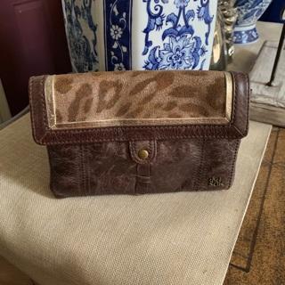 The sak animal leather crossbody bag