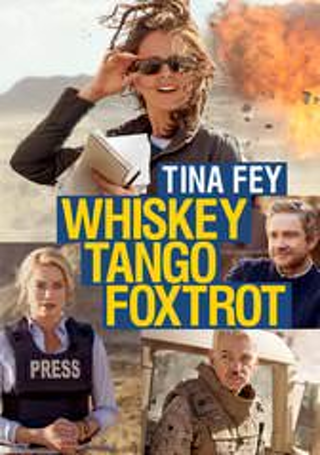 "Whiskey Tango Foxtrot ""HDX"" Digital Movie Code Only! UV Ultraviolet Vudu ~ MA Movies Anywhere"