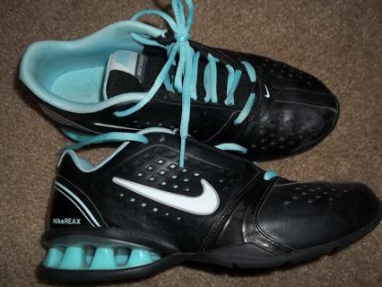 Free  Nike Reax ROCKSTAR 415355-002 size 7 - Women s Clothing ... d56e81669