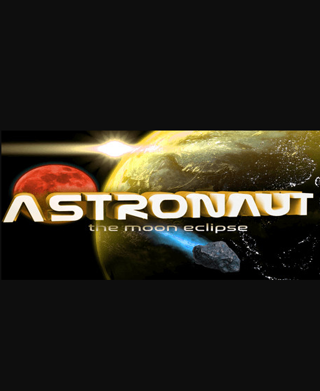 Astronaut The Moon Eclipse STEAM KEY