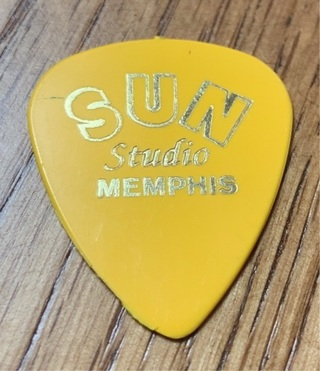 Sun Studio Memphis Guitar Pick