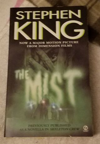 The Mist : by Stephen King (Paperback)