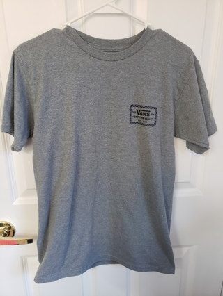 Men's Teen's VANS OFF THE WALL t-shirt Size Adult Small