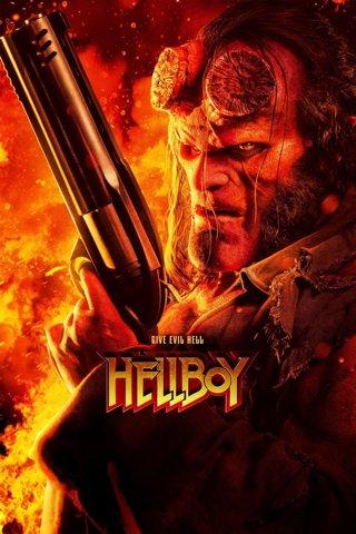 Hellboy (2019) Digital Copy-MOVIE CODE ONLY