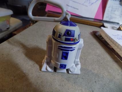 Star Wars R2D2 pvc keychain 5 inch tall