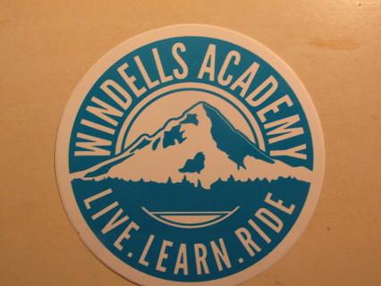 Windell's Academy (OR.) Sticker