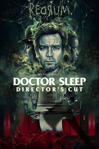 4K Doctor Sleep Extended and Theatrical Cut MA/Vudu Digital Code