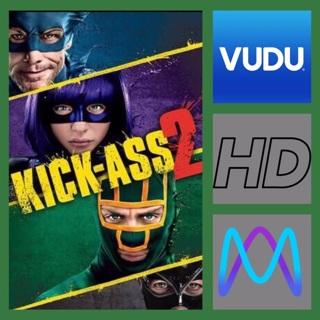 KICK-ASS 2 HD VUDU CODE ONLY