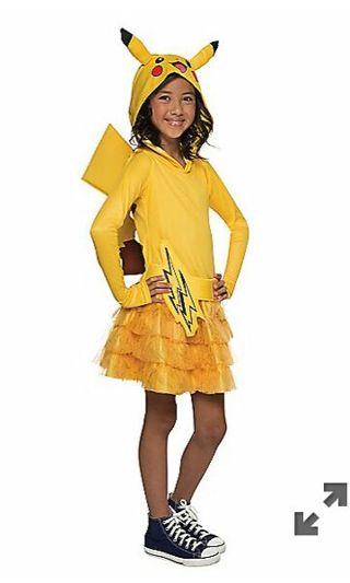 ♡ kawaii pikachu hoodie dress ♡