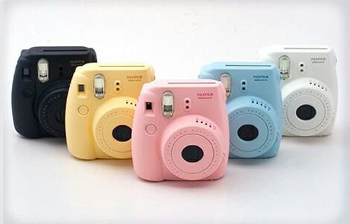 New Fujifilm Instax Mini 8 Instant Film Camera