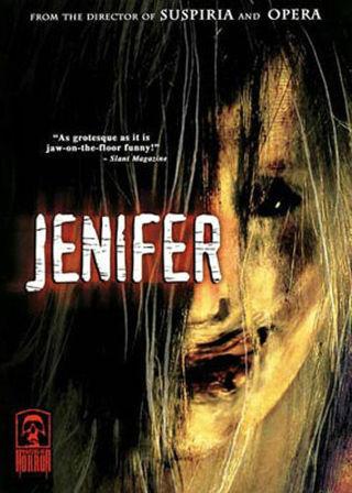 Masters of Horror - Dario Argento: Jenifer (DVD, 2006) RARE Horror, Gore