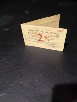 1950 credit card