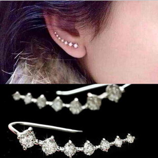 Brand new!!! Ear Cuff (silver plated or gold plated)