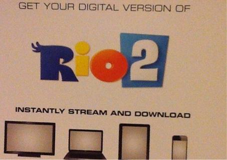 Digital copy of Rio 2
