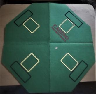 Card game board