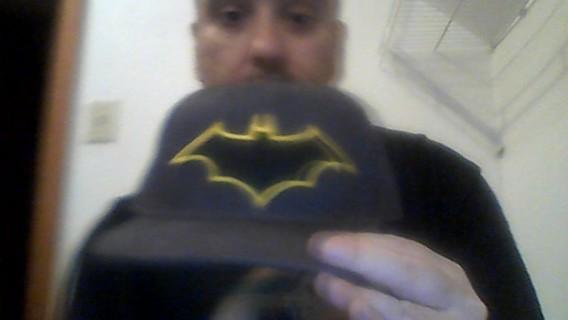 Batman cap one size fits most
