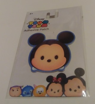 NEW IN PACKAGE DISNEY MICKEY MOUSE TSUM TSUM ADHESIVE PATCH
