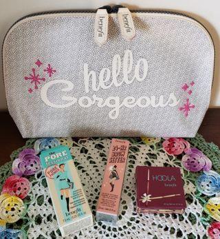 4pc Benefit Hello Gorgeous Gift Set!