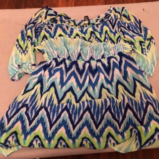 Juniors dress from rue 21 new no tags