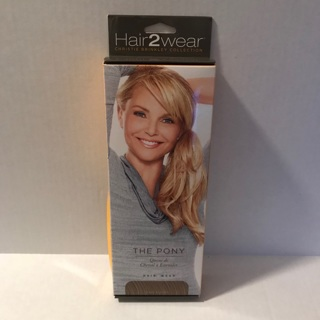 "914bae127cdc Free: Christie Brinkley 16"" pony - Hair Tools & Accessories - Listia ..."