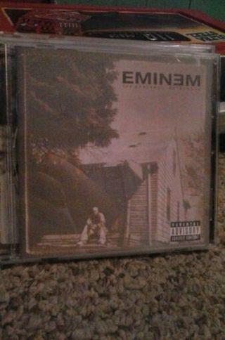 Eminems the Marshall mathers