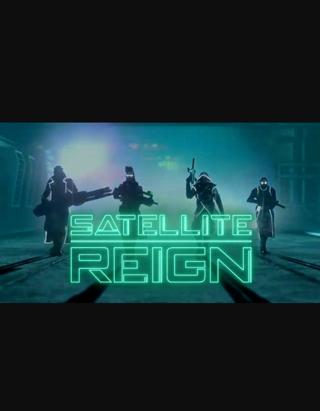 Satellite Reign steam key