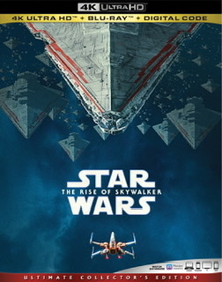 Star Wars: Rise of Skywalker 4K Movies Anywhere or Vudu Digital Code Only w/DMR