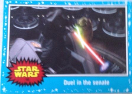 STAR WAR CARD