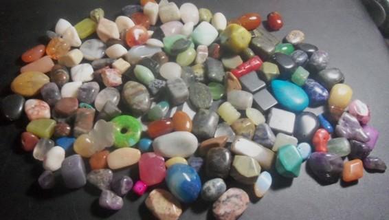 Bunch of stones