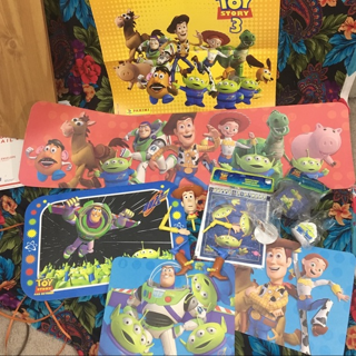 VTG CLASSIC TOY STORY PARTY SUPPLIES Disney DECO PARTY FREE SHIPPING